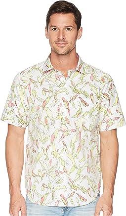Tommy Bahama Loro Fiesta Camp Shirt