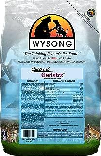 Wysong Optimal Geriatrx Senior Feline Formula Cat Food