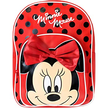 Safta 612012232 Mochila de Guarderia de Minnie Mouse: Amazon