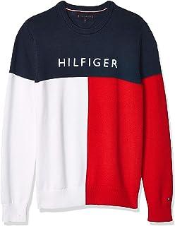 Tommy Hilfiger Hilfiger Stripe Sweater Maglione Bambino