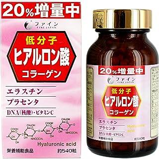 ファイン 低分子ヒアルロン酸コラーゲン 36日分(1日15粒/540粒入)