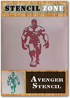 Best incredible hulk stencil Reviews