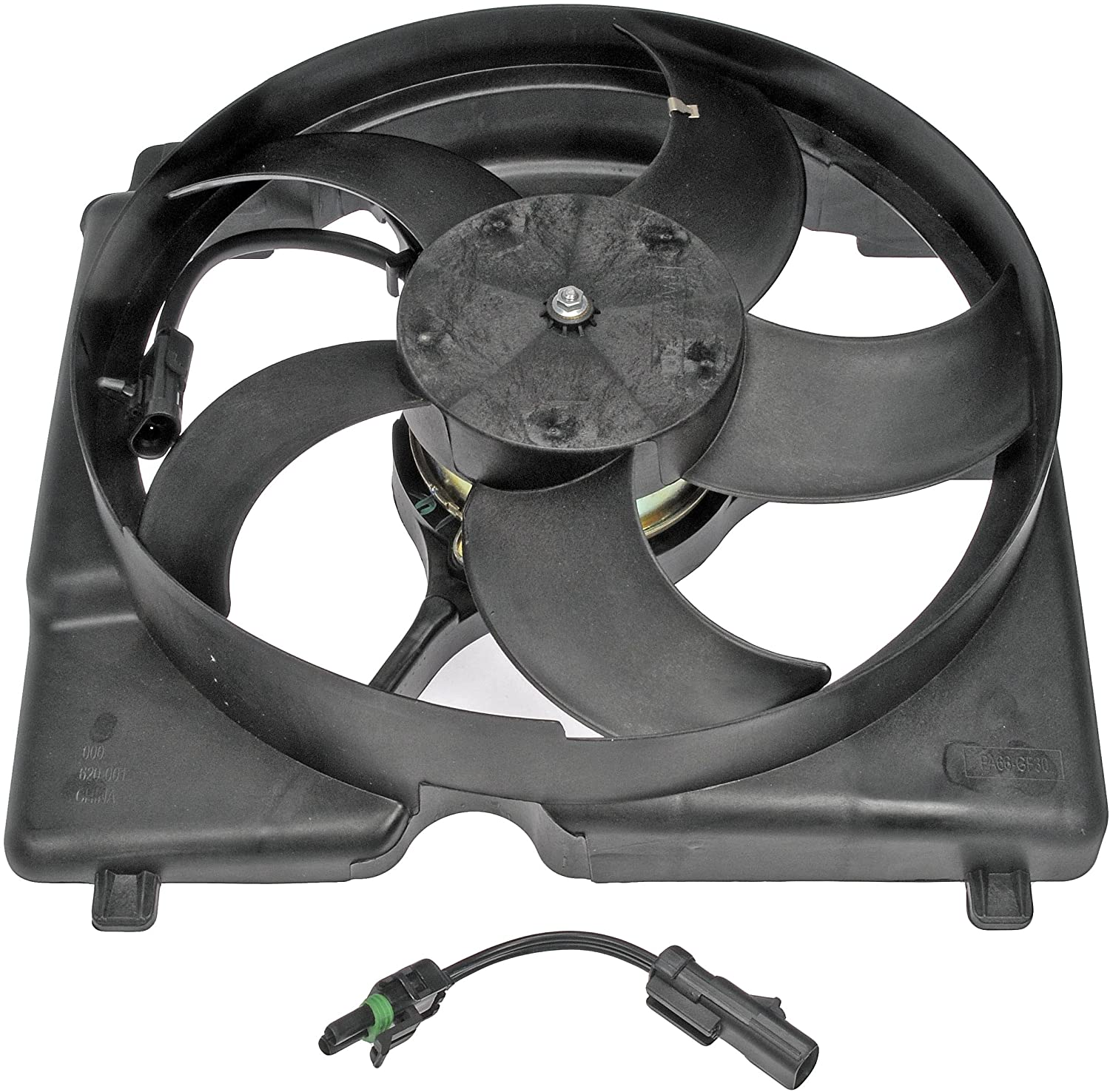 Dorman 620-001 Engine Cooling Max 56% OFF Fan for Jeep Assembly Model Select Luxury goods