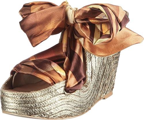 wandelei Damen Golden Silkroad Sun Sun Sun Fashion-Sandalen  heißeste neue Stile