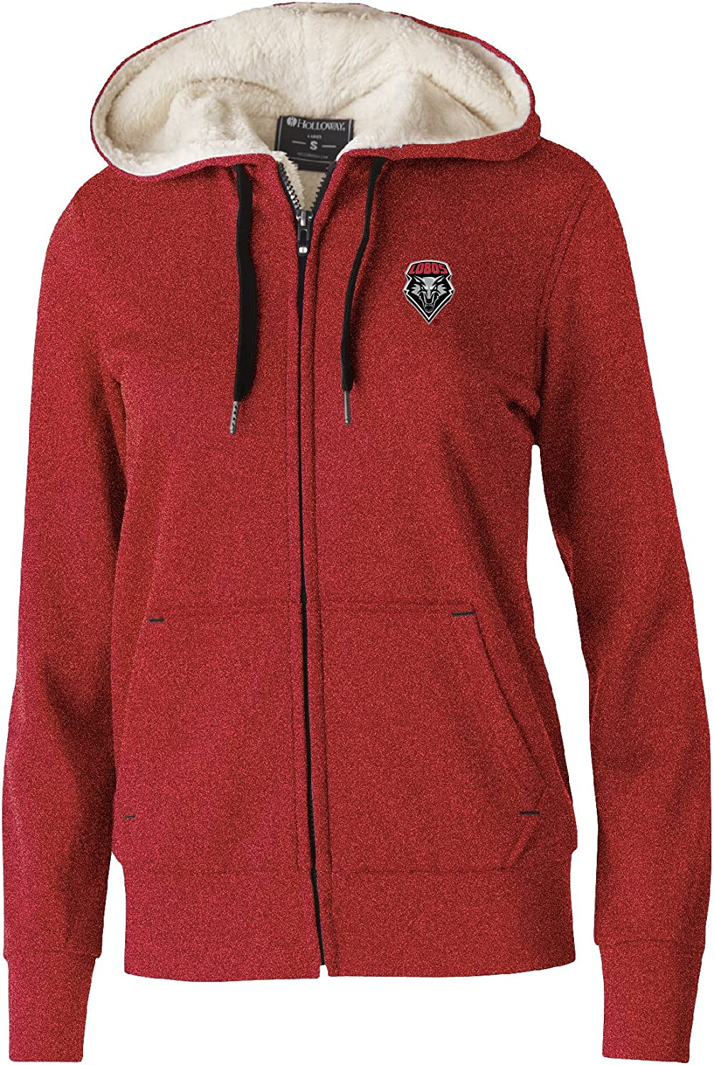 Ouray Sportswear NCAA Cheap mail order specialty store Women's's Sherpa Jacket Artillery We OFFer at cheap prices