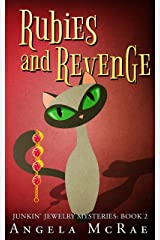 Rubies and Revenge (Junkin' Jewelry Mysteries Book 2) Kindle Edition