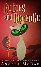 Rubies and Revenge (Junkin' Jewelry Mysteries Book 2)