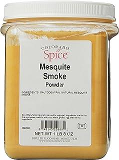 Colorado Spice Mesquite Smoke Powder, 24 Ounce Jar