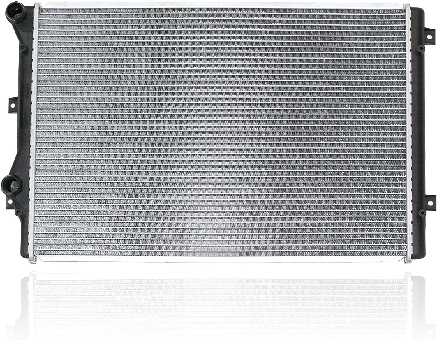 Radiator - Pacific Max 49% OFF Best Inc. Safety and trust Fit 13212 VW Volkswagen P For 09-12