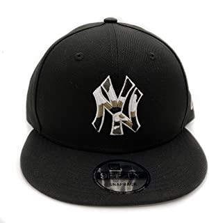 New Era Blackout Camo Play 9FIFTY Adjustable Snapback Hat
