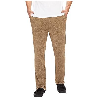 Alternative Eco Fleece The Hustle Open Bottom Sweatpants (Eco True Dark Olive) Men