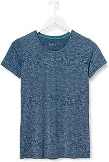 CMP T-Shirt 30t7236 Donna