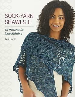 sock yarn shawl pattern free