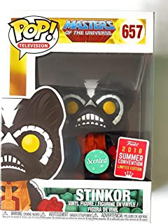 Funko POP! Masters of the Universe: Stinkor Scented #657 (2018 Summer Convention Exclusive)