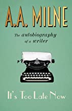 Best aa milne autobiography Reviews