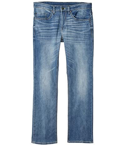 Buffalo David Bitton Six-X Basic Denim (Medium Faded) Men