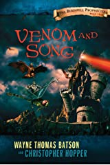 Venom and Song: The Berinfell Prophecies Series - Book Two Kindle Edition