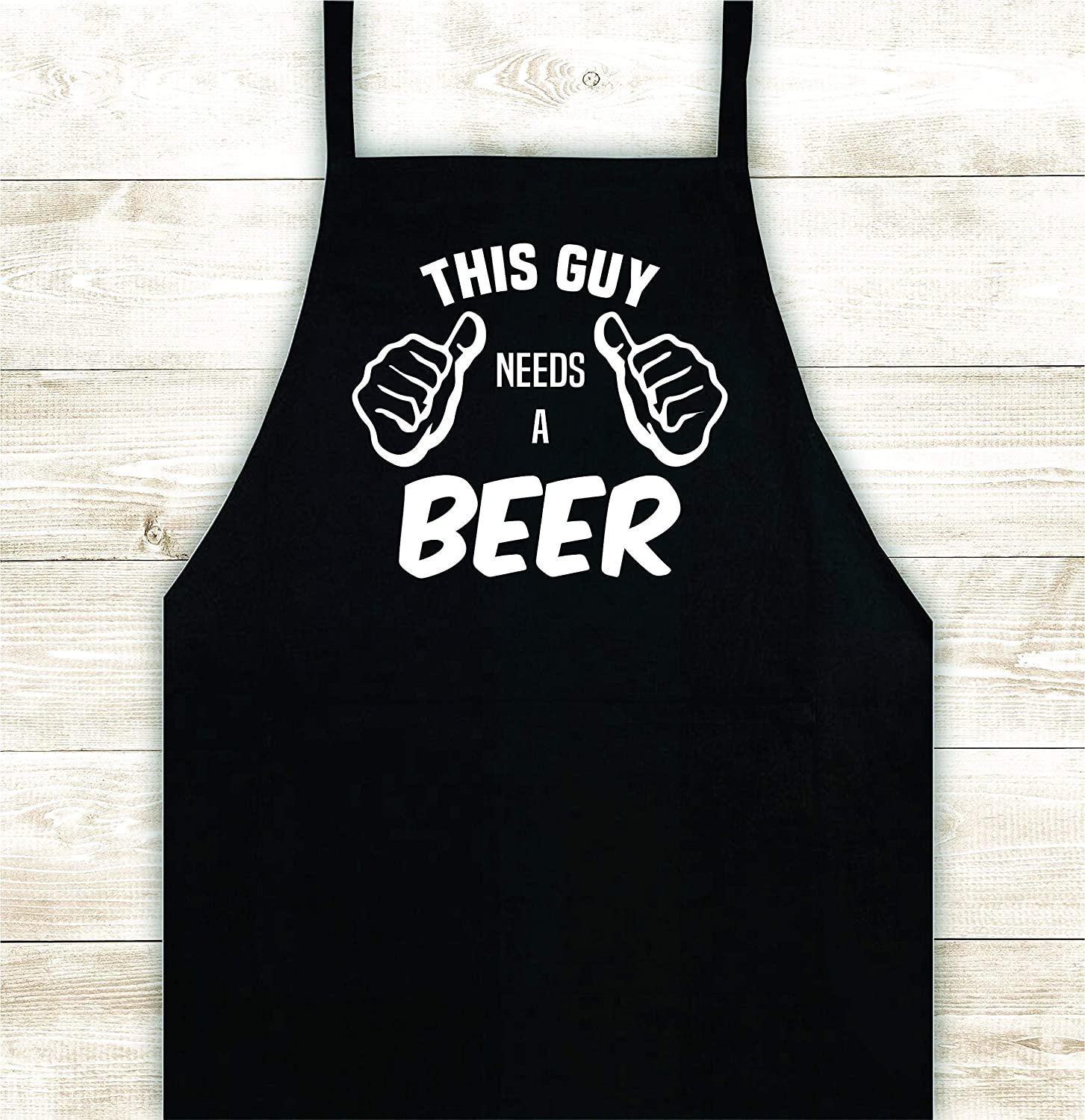 This Shit is Gonna Be Delicious Apron Custom Design Heat Press Vinyl BBQ Cook Grill Barbeque Chef Funny Gift Cow Steak Men Party
