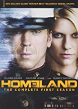 Homeland Seasons 1-4 DVD Pack / Collection