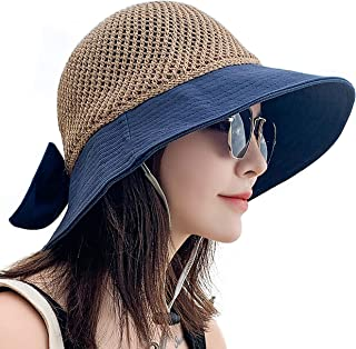 قبعة حريمي في فصل الربيع والصيف بقوس مجوف لصياد السمك قبعة واقية من الشمس في الهواء الطلق قبعة حوض خياطة واسعة Eaves Sun
