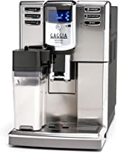 Gaggia Anima Prestige Automatic Coffee Machine, Super Automatic Frothing for Latte, Macchiato, Cappuccino and Espresso Dri...