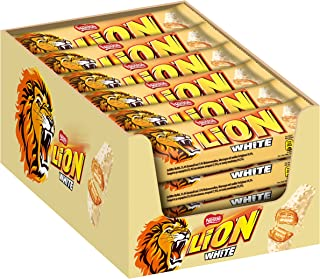 Best lion white chocolate Reviews
