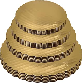 Best gold cake board Reviews