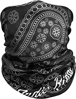 Paisley Outdoor Motorcycle Face Mask By Indie Ridge - Ski...