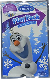 Disney Frozen Fun with Olaf Grab & Go! Play Pack