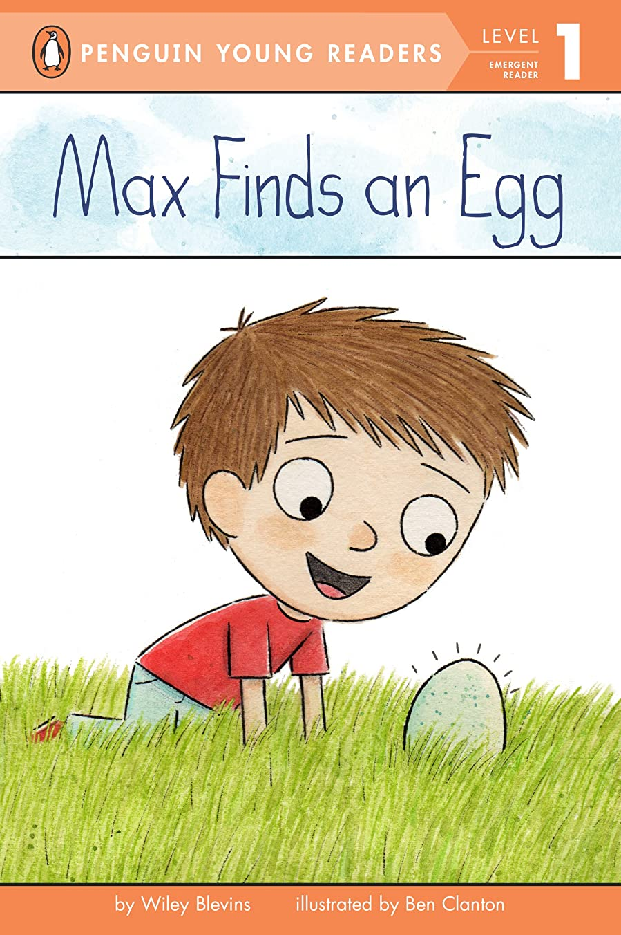 北へ霧深い乱闘Max Finds an Egg (Penguin Young Readers, Level 1) (English Edition)