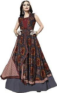 f65bba4f40 Women's Ethnic Gowns priced ₹1,000 - ₹1,500: Buy Women's Ethnic ...