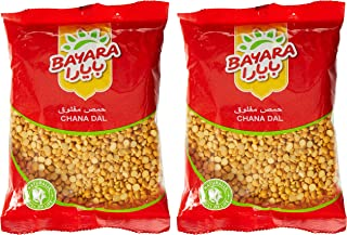 Bayara Chana Dal, 400 grams - (pack of 2)