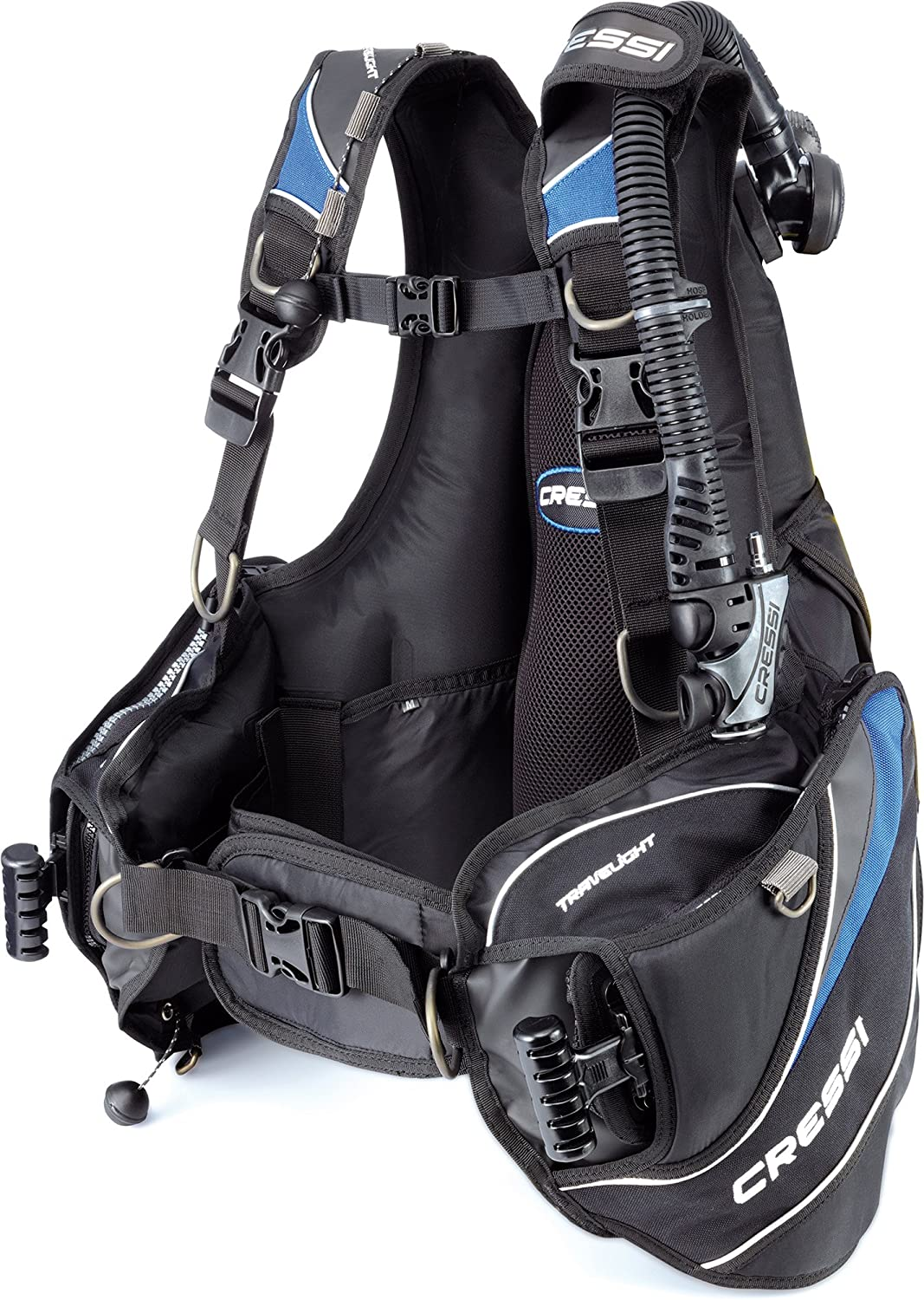 Cheap super special price Cressi Light Travel Scuba Diving BCD Foldable for - Completely S 100% quality warranty