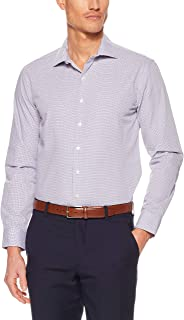 Van Heusen Men's Slim Fit Business Shirt