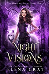 Night Visions (The Gods Of Night Book 1) Kindle Edition