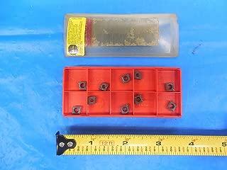 9 PCS New SECO WNMA 332 Carbide Inserts Grade TP05 WNMA060408 WNMA332 29321 CNC