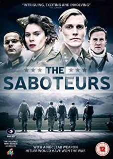 The Saboteurs [DVD] [Reino Unido]