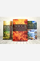 Wicca Starter Kit: Wicca for Beginners, Finding Your Path, and Living a Magical Life (Wicca Starter Kit Series) Kindle Edition