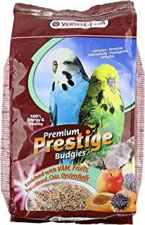 Versele Laga Prestige Premium Budgies Seed Food, 2.5kg