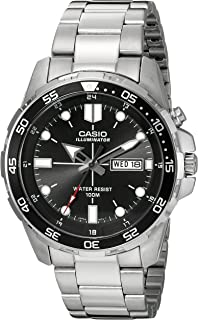Men's MTD-1079D-1AVCF Super Illuminator Diver Analog...