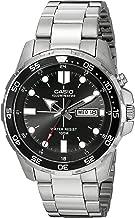 Casio Men's MTD-1079D-1AVCF Super Illuminator Diver...