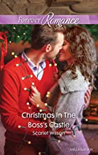 Christmas In The Boss's Castle (Maids Under the Mistletoe Book 3)