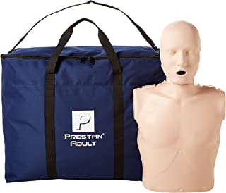 PRESTAN Professional Adult Skin CPR-AED Training Manikin, Medium