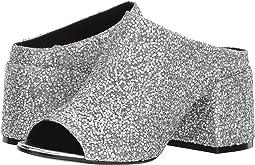MM6 Maison Margiela - Chunky Heel Slide