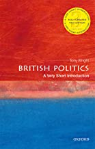 B0851NXRQF British Politics A Very Short Introduction Very Short Introductions