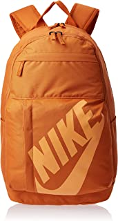Nike Unisex-Adult Backpack, Orange - NKBA5381