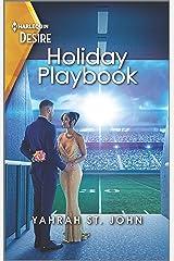 Holiday Playbook (Locketts of Tuxedo Park 3) Kindle Edition