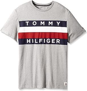 Men's Big and Tall Flag Logo T Shirt
