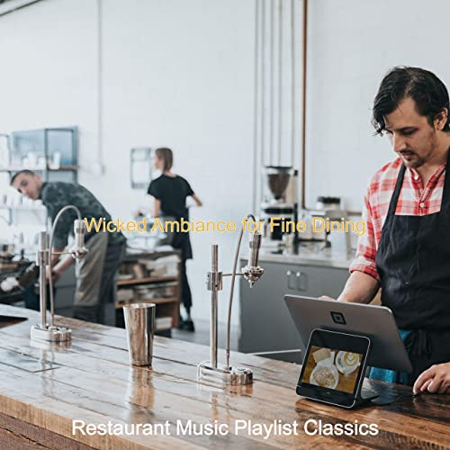 Ambience For Fine Dining By Restaurant Music Playlist Classics On Amazon Music Amazon Com