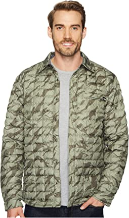 The North Face - Reyes ThermoBall Shirt Jacket